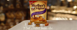 Werther's Original® Introduces New Cocoa Crème Soft Caramels to Satisfy Americans' Craving for Caramel and Chocolate