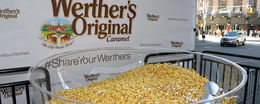 Werther's® Original® Celebrates National Caramel Day by Filling up Candy Bowls Nationwide