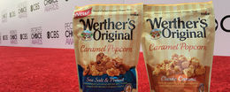 Werther's® Original® Caramel Popcorn Gives People's Choice Awards Fans the Gold Standard in Entertainment Snacking