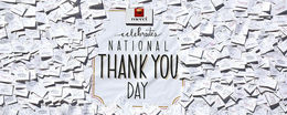 New Yorkers Share Thousands of Thank You Notes to Celebrate National Thank You Day